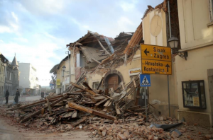 Erdbeben Kroatien